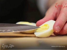 Варим яйца вкрутую