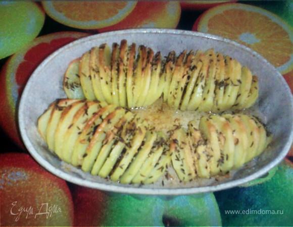 Картошка по-шведски