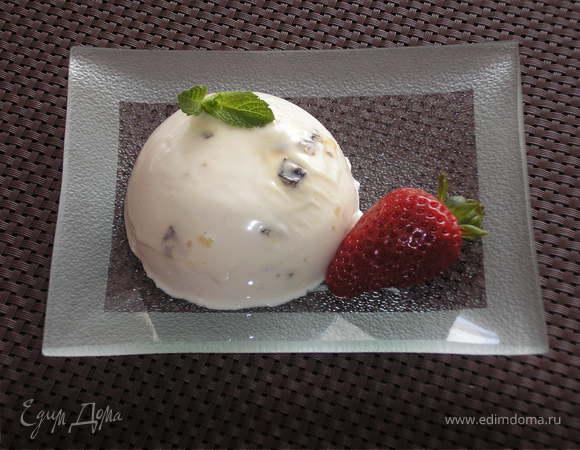 Десерт сметанно- черносливный