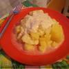 Картофель на молоке