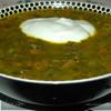 Шпинатный суп (Постные дни)
