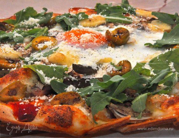Пицца Капричоза (Capricciosa)
