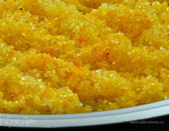 Ароматная соль «Оранжевое настроение»