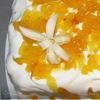 """Торт """"Цветок айвы"""""""
