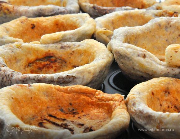 Португальские пирожные ко дню Св.Валентина