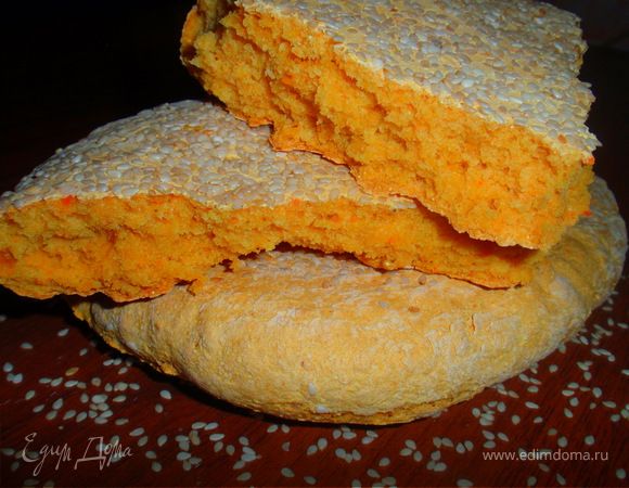 Витаминный хлебушек на соде