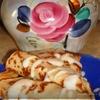 Банановые блинчики с восхитительным ванильным заварным кремом на Масленицу