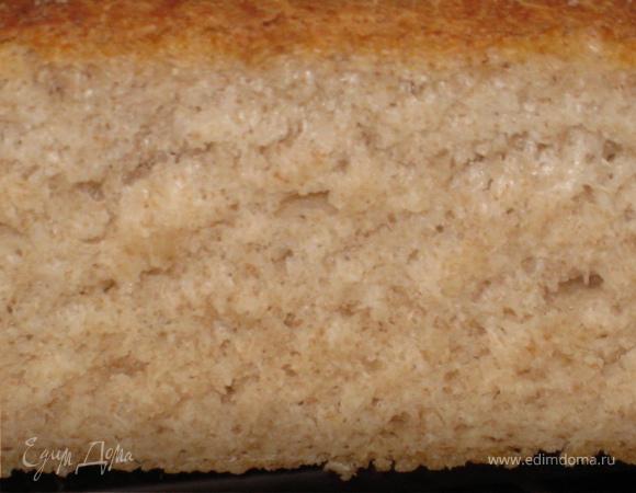 рецепт хлеба из обдирной муки в духовке рецепт