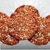 Цельнозерновое печенье с изюмом