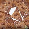 Ореховые треугольнички с шоколадом
