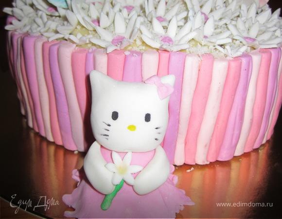 "Торт ""Hello Kitty"""