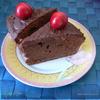 Фрацузский шоколадный торт