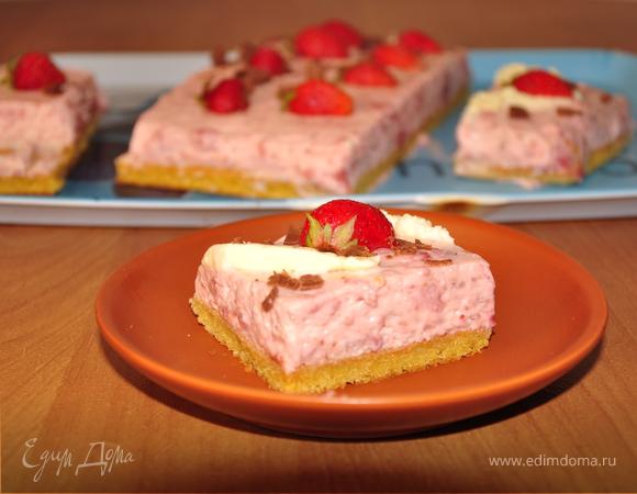 Пирожные со сливками
