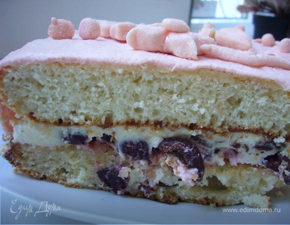"""Торт """"Розовая мечта"""""""