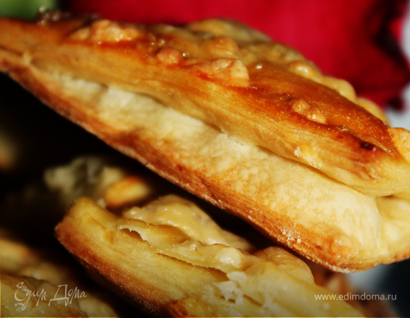 Картофельное слоеное ПЕЧЕНЬЕ с сыром