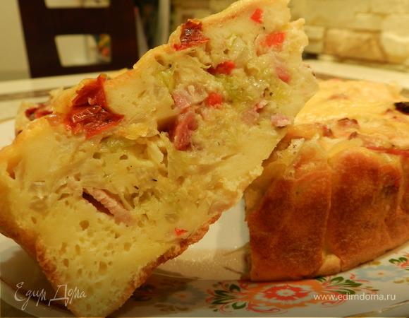 Пирог с капустой и не только:)
