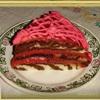 """Торт """"Scarlet Twilights"""" (""""Алые Сумерки"""")"""
