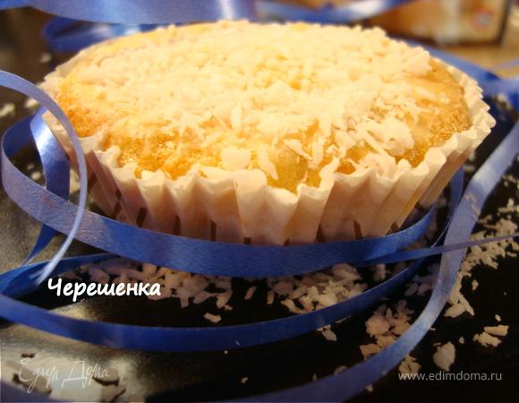 Пирожные «Кабачково-тропический рай»