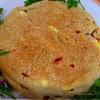 Заварная лепешка с мясом для Галиюши :)