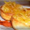 Творожники из духовки с ароматным апельсиновым вареньем