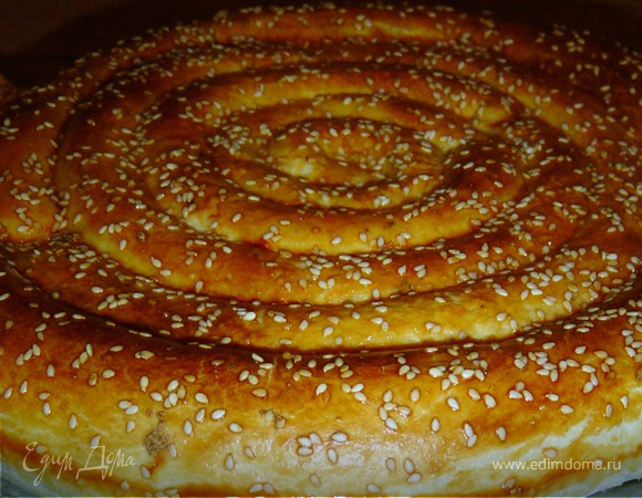 """Полезный пирог """" Вкусно с Nordic"""""""