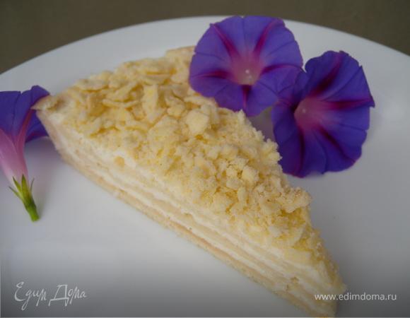 "Торт-тарт ""Нежный"""