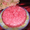 "Торт ""Розовый кристалл"""