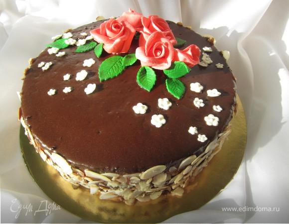 """Торт """"Оксана"""" или """"Нежный шоколад"""""""