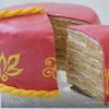 Творожно-цитрусовый торт