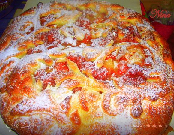 Tescoma. Праздничнй пирог