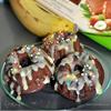 Бананово-шоколадные кексы