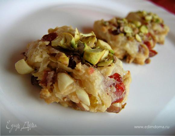 Флорентийское печенье с фисташками (Tescoma)