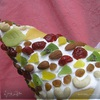 Праздничная ёлка. Tescoma + Листья из марципана:)