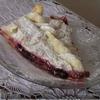 """""""Лето в зимний день"""" или Слоеный пирог с яблоком и смородиной"""