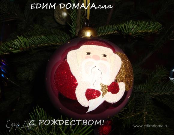 """Tescoma. Торт медовый """"Пражский"""" С Рождеством!"""