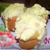 Капкейко-пончики с кремом