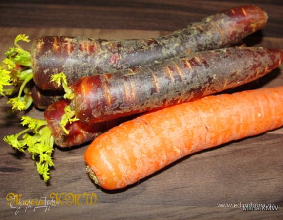 Пастернак, цукини, морковь...