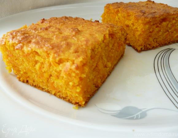 Мой морковный пирог