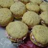 Злаковое печенье с кокосовым кремом