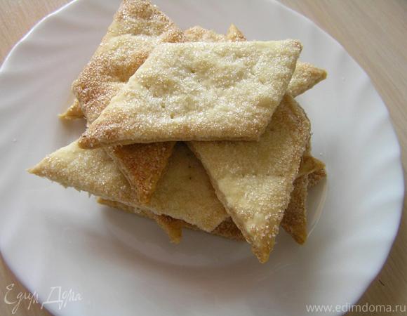 Универсальное постное печенье