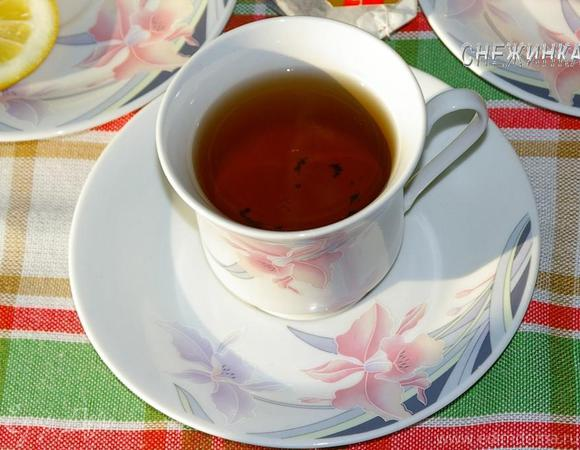 Чай, ароматный и вкусный
