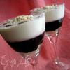 Черничный десерт для Апрель :)
