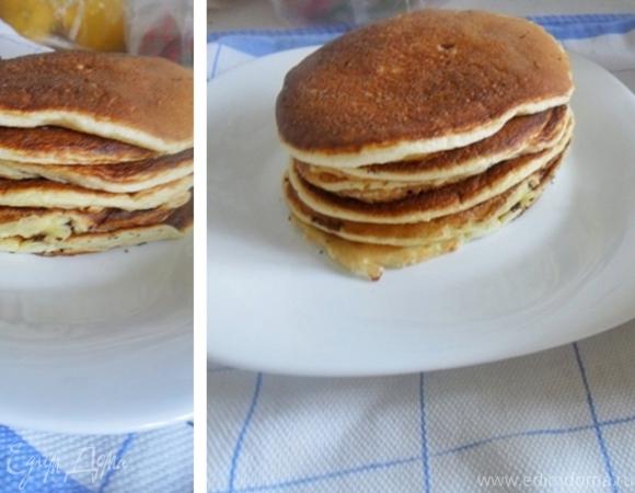 Американский панкейк - American pacakes