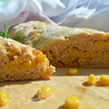 Багет из цельнозерновой муки и кукурузы