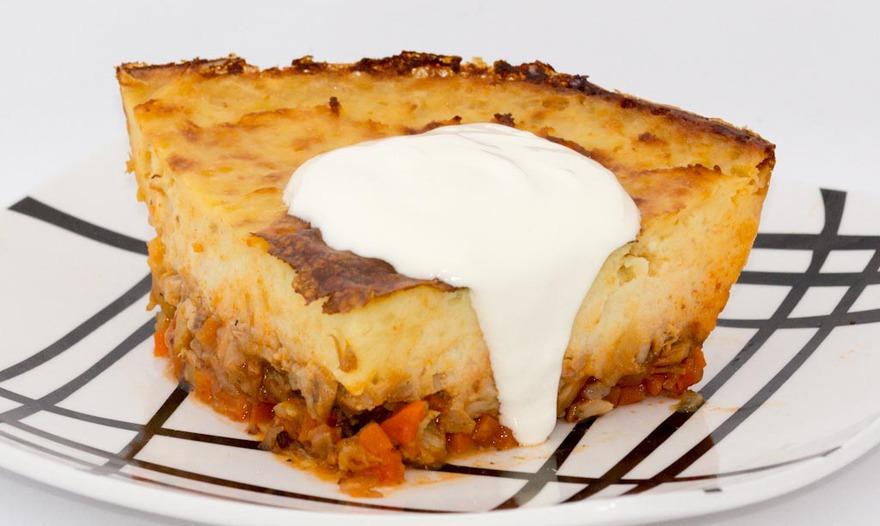 Пастушье пирог рецепт с