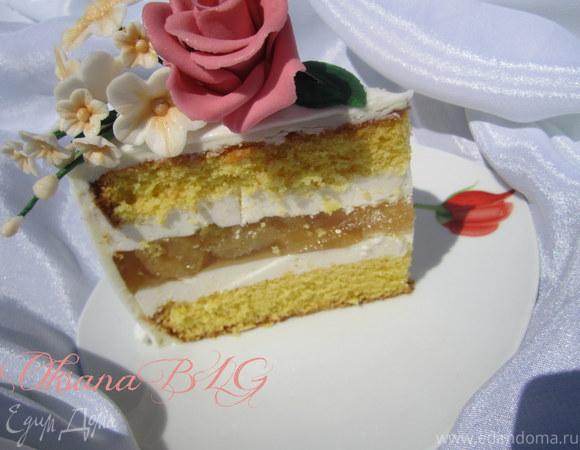 """Торт """"С любовью, для мамы"""""""