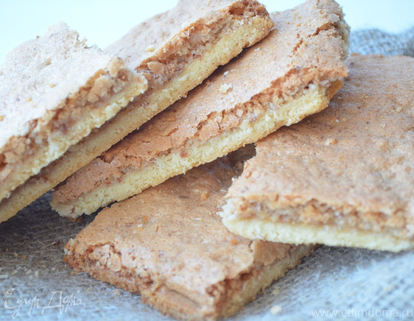 Варшавское ореховое пирожное