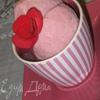 Клубничное мороженое на сгущенном молоке