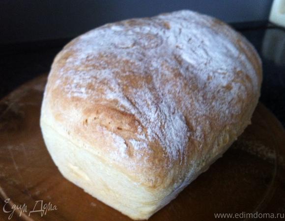 Базовый рецепт хлеба от Джейми Оливера