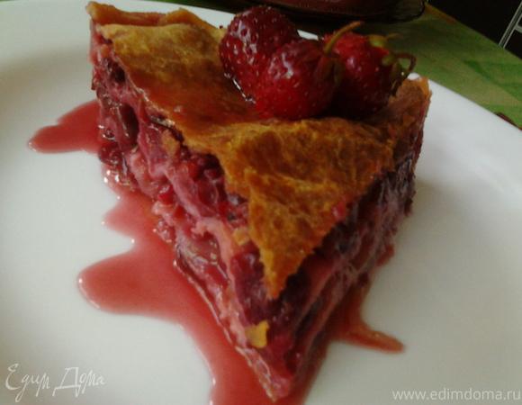 Вариация слоенного пирога Elena@Lat